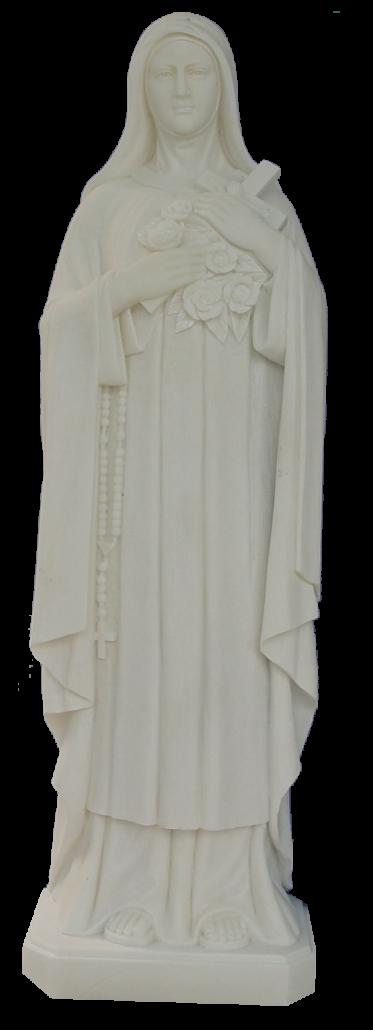 Escultura estatua de Santa Teresa de Jesús