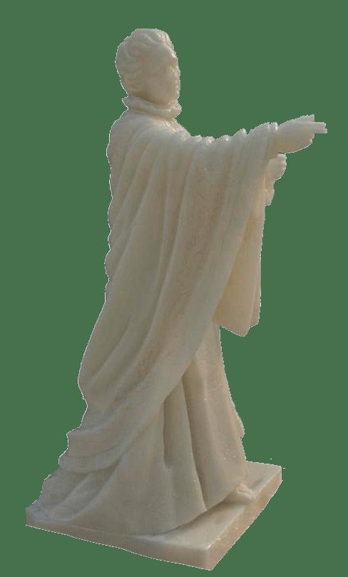 Escultura estatua