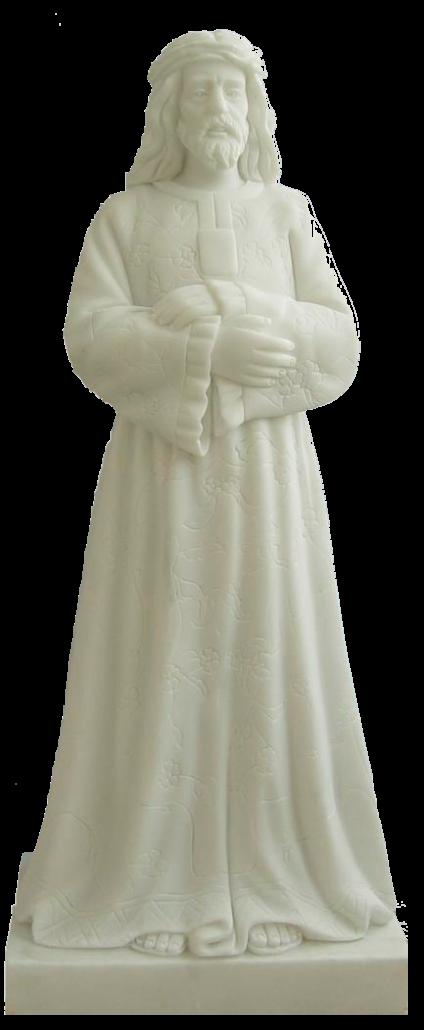 Escultura estatua de Jesús de Medinaceli