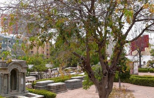 Cementerio San Rafael Santa Tenerife