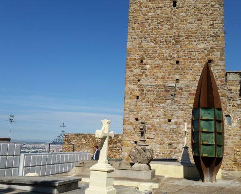 Columbario en Ermita Sant Pere i Reixac