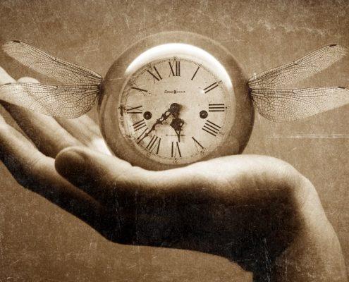 El tiempo no pasa