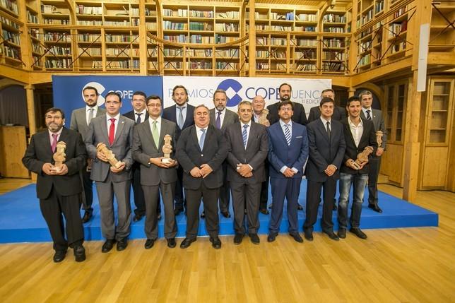 Premios COPE Cuenca 2014, fotografía de La Tribuna de Cuenca